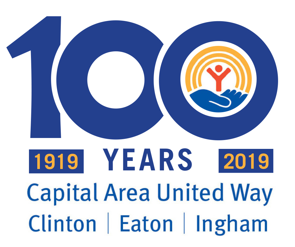 Image result for michigan capital area united way logo